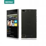 เคสแข็งสีใส BlackBerry Z3 ยี่ห้อ BEPAK (แถมฟิล์มกันรอย)