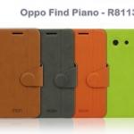 เคสหนัง Oppo Find Piano R8113 ยี่ห้อ MOFi Leather Slim