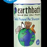 Earthbath TEA TREE & ALOE รักษาโรคผิวหนัง อาการคันจากเชื้อรา แบคทีเรีย ผื่นคัน รังแค ผิวแห้ง อักเสบ