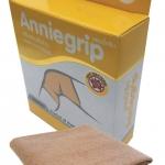 Anniegrip สำหรับสวมเข่า KNEE size XL - ผ้าซัพพอร์ทรูปแบบใหม่ เนื้อผ้ายืดได้ 4 ทิศทาง ชุบซิงค์ออกไซร์นาโน ป้องกันแสงยูวี และกลิ่นอับชื้น เสริมสร้างสัดส่วน บรรเทาอาการปวด สำเนา สำเนา สำเนา