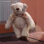 ตุ๊กตาหมีผ้าขน Buckskin color ขนาด 10 cm. - Muffin