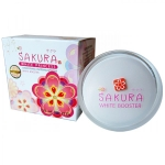 Sakura White Booster