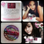 madoka collagen pure white