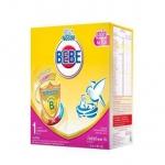 Nestle BEBEสูตร 1 600g. ( 12 กล่อง)