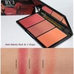 ลดพิเศษแล้วค่ะ SLEEK Makeup Blush By 3 สี 363 SUGAR โทนส้ม-แดงชมพูก่ำแดด สุขภาพดีแบบมีเลือดฝาด พิกเม้นดี ติดทนนาน แบรนด์คุณภาพจากอังกฤษ