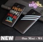 เคสแข็ง HTC One Mini - M4 ลายการ์ตูนสุดเท่ห์ !!