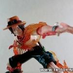 โมเดลวันพีช เอสหมัดเพลิง [One Piece Figure D. Ace] (แท้)
