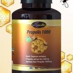 Auswelllife Propolis 1,000 mg พรอพโพลิส โปรโปลิส