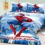 พร้อมส่งค่ะ ชุดเครื่องนอน Spiderman ขนาดเตียง 3 ฟุต จำนวน 3 ชิ้น มีปลอกผ้านวมด้วยจ้า