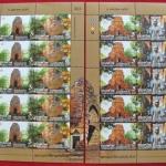 สินค้าหมดค่ะ แสตมป์วันอนุรักษ์มรดกไทย 2555(เต็มแผ่น)ค่ะ
