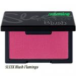 SLEEK Blush สี Flamingo #937 ขนาด 8g.(ขนาดปกติ) สีชมพูช็อคกี้พิ้งค์ คล้ายกับ NARS Desire บลัชออนสีสวยเม็ดสีสดใสชัดเจน เนื้อละเอียด เม็ดสีแน่น เป็นส้มแมทไม่มีชิมเมอร์ ปัดเบาๆได้ทุกวันเลยค่ะ