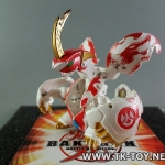 (บาคุกัน) Bakugan Baku-Tech Rise Dragaon