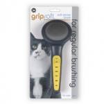Gripsoft หวี Slicker Brush สำหรับแมวโดยเฉพาะ