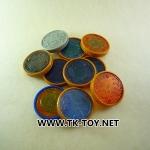 เหรียญโอส ooo แคนดี้ทอย 10เหรียญ