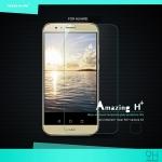 ฟิล์มกระจกนิรภัย Huawei G7 Plus ยี่ห้อ Nillkin Amazing H+