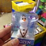 พร้อมส่งค่ะ Frozen Olaf sucker stand