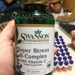 super Stress B-Complex with Vitamin C