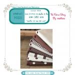 Pre-order เกาหลี ผ้าจัดเซ็ท ขนาด 27.5*45 cm 8 ชิ้น