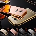 Luxury Mirror Bumper เคสกระจกสุดหรู Samsung A8