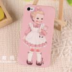 PaperdollMate ลายตุ๊กตากระดาษ iphone4 4s