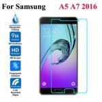 ฟิล์มกระจกนิรภัย Tempered Glass สำหรับ Samsung A5 (2016)