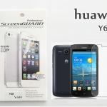 ฟิล์มใส Huawei Y600 ยี่ห้อ Screen Guard