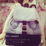 """กระเป๋า สำหรับ ตุ๊กตา 16 """" (MSD,AMT,NANCY doll 16 """")"""" Pimwaradda's Craft """""""