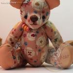 ตุ๊กตาหมีผ้าฝ้ายขนาด 16 ซม. - DoBear
