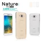 เคสยางนิ่ม บางเฉียบ Samsung Galaxy E5 ยี่ห้อ Nillkin