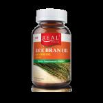 Real Elixir Rice Bran Oil & Germ Oil 500 mg น้ำมันรำข้าว และจมูกข้าว