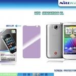 ฟิล์มกันรอยแบบด้าน HTC Sensation XL - X315e เกรดพรีเมี่ยม ยี่ห้อ Nillkin