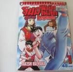 จินมี่หมัดเหล็ก Legends เล่ม 1-12 (ยังไม่จบชุด) ทาเคชิ มาเอคาว่า เขียน