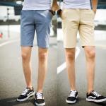 กางเกงขาสั้นผู้ชายแฟชั่น