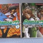 GUNDAM OO กันดั้มดับเบิ้ลโอ 1 และเล่ม 2 (ยังไม่จบชุด) Kouzou Ohmori เรื่อง Hajime Yatate,Yoshiyuki Tomino ภาพ
