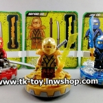 NINJAGO GD SET