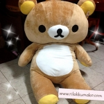 ตุ๊กตา Rilakkuma ริลัคคุมะ ขนาด ตัวใหญ่ จัมโบ้ ยักษ์ ขนาด 165cm, 110cm และ 80cm (จัดส่ง EMS ฟรี!!!)