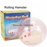 Happy Hamster Rolling Ball Toy มีคลิปวีดีโอค่ะ ให้เด็ก ๆ เพลิดเพลิน และคลานตามค่ะ