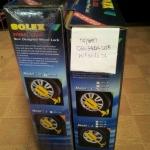 SOLEX รุ่น U XL ล้อขอบใหญ่