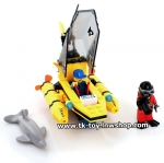 เลโก้ เรือดำน้ำ No-1215