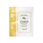 Skinfood Dual Effect Mushroom Mask Sheet -Mushroom