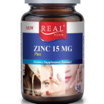Real ZINC PLUS 15 mg. (30 capsules)