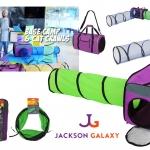 ชุดกระเป๋า(ถ้ำ) และอุโมงค์ The Jackson Galaxy