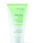 Pan facial day cream aloe vera 25 g. ครีมบำรุงผิว(ส่งฟรีEMS)