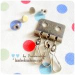 Antique5 :อะไหล่ Key Ring , Key cover ขนาดกว้าง 1 นิ้ว