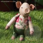 ตุ๊กตาหมู ขนาด 21 cm. - Piggory