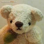 ตุ๊กตาหมีผ้าขนหนูขนาด 14 cm. - Herbie