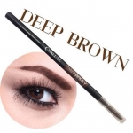 Cosluxe SlimBrow Pencil #Deep Brown (สีน้ำตาลเข้ม) ดินสอเขียนคิ้ว SlimBrow Pencil แบบ Auto ไม่ต้องเหลาและ นวัตกรรมหัวเรียวเล็กเพียง 1 MM.