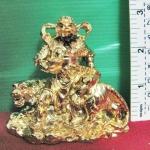 เทพเจ้าไฉ่ซิงเอี้ยขี่เสือ(ภาคบู๊) ช่วยในเรื่องของหนี้สิน เเสริมดวงปีชวด ปี2561 ช่วยให้ท่านมีทรัพย์สินเงินทองเพิ่มขึ้นค่ะ