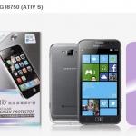 ฟิล์มกันรอยแบบด้าน Samsung ATIV S [i8750] เกรดพรีเมี่ยม ยี่ห้อ Nillkin