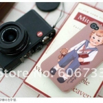 เคสแข็ง Paperdoll Mate ลายตุ๊กตากระดาษ iphone4/4s